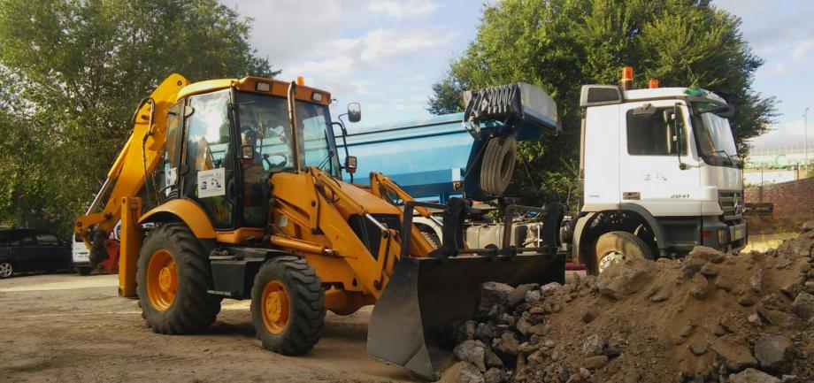 Agüero Transportes y Excavaciones